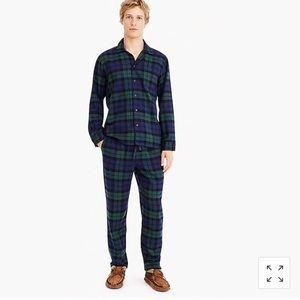 [NWT] J. Crew Men's Flannel Pajama Set
